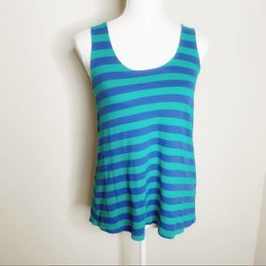Lilly Pulitzer Hart Starboard Tank Size XS